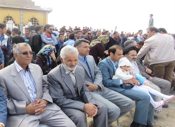 گزارش تصويري جشنواره بازيهاي بومي و محلي روستاي ماژان